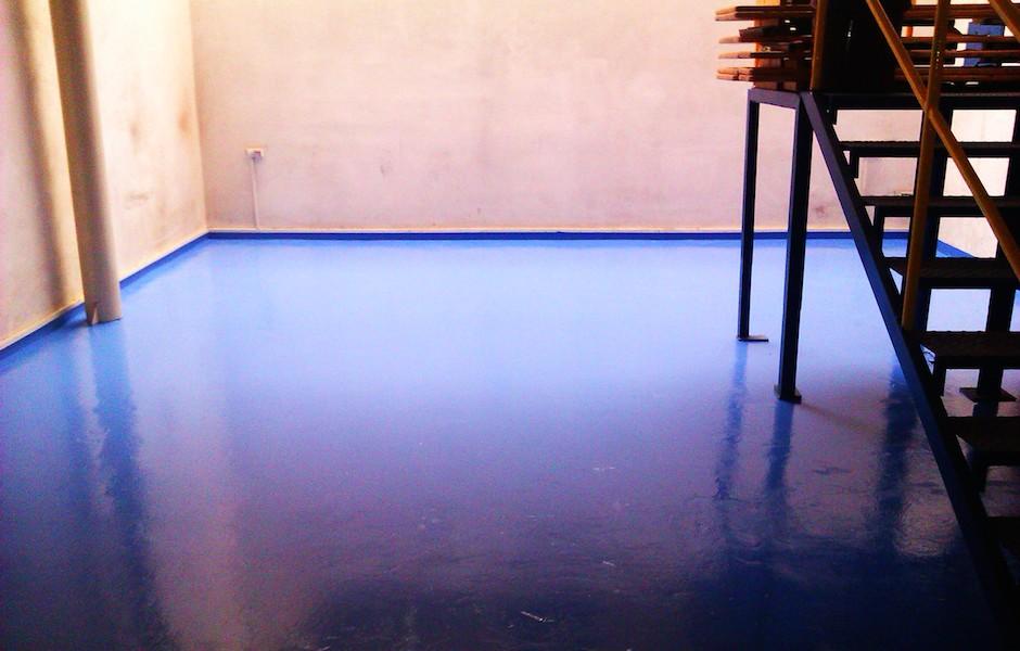 Bezprašné podlahy Tarfloor